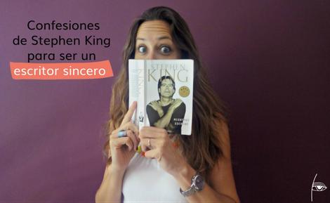 Mientras escribo, de Stephen King, un escritor sincero