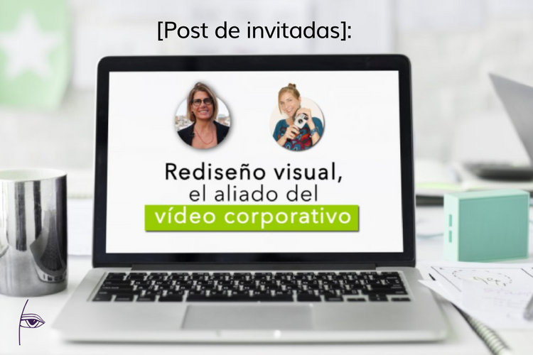 Entrevista sobre rediseño visual y video corporativo