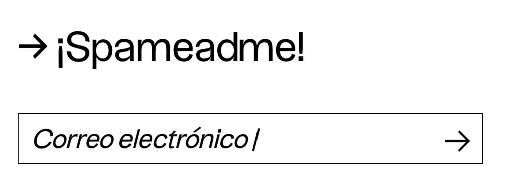 copywriting para formularios de contacto