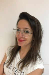 copywriter Veronica Cabrero
