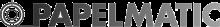 logotipo-blancoynegro-papelmatic